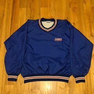 NY Giants windbreaker